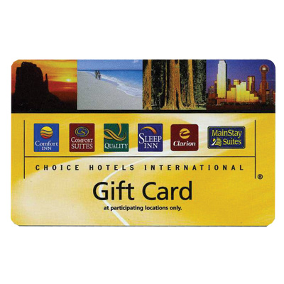 Choice Hotels Sup 250 Gift Card Whether You