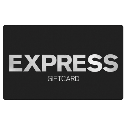 EXPRESS<sup>&reg;</sup> $25 Gift Card – Shop for the latest in women's and men's clothing from Express.