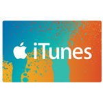 iTUNES<sup>&reg;</sup> $25 Gift Card